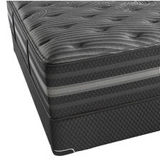 King Simmons Beautyrest Black Mariela Luxury Firm Mattress + FREE Sonos 2 Room Music System