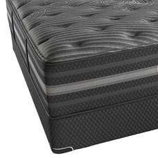 Queen Simmons Beautyrest Black Mariela Luxury Firm 15 Inch Mattress + FREE $300 Visa Gift Card