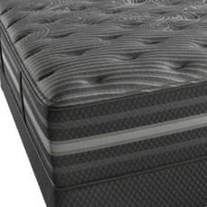 King Simmons Beautyrest Black Mariela Plush 14.5 Inch Mattress + FREE $300 Visa Gift Card