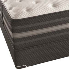 "Simmons Beautyrest Black Raquel Luxury Firm Queen Mattress Only OVML121841 - Clearance Model ""As Is"""