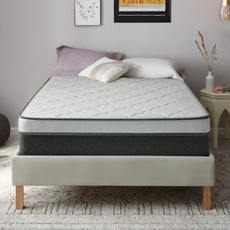Twin Simmons Beautyrest BR Foam Firm 5.25 Inch Mattress