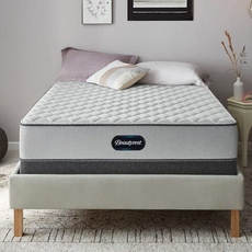 Full Simmons Beautyrest BR Foam Firm 5.25 Inch Mattress