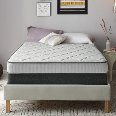 Full Simmons Beautyrest BR Foam Medium 7.5 Inch Mattress
