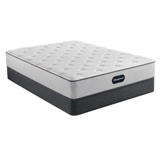 King Simmons Beautyrest BR800 Medium 12 Inch Mattress