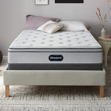 King Simmons Beautyrest BR800 Plush Euro Top 12 Inch Mattress