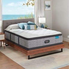 Full Simmons Beautyrest Harmony Lux HLC-1000 Medium Pillow Top 15.75 Inch Mattress