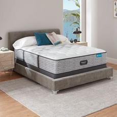 Queen Simmons Beautyrest Harmony Lux HLC-1000 Plush 13.75 Inch Mattress