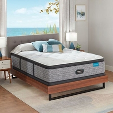 Twin XL Simmons Beautyrest Harmony Lux HLC-1000 Plush Pillow Top 15.75 Inch Mattress