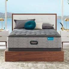 Simmons Beautyrest Harmony Lux HLD-2000 Medium 14.75 Inch King Mattress Only SDMB022140 - Scratch and Dent Model ''As-Is''