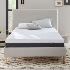 King Simmons Beautyrest Hybrid BR800-X10 Bed In A Box 10 Inch Medium Mattress