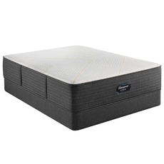 Full Simmons Beautyrest Hybrid Level 2 BRX3000-IM Ultra Plush 14.5 Inch Mattress