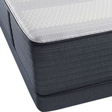 King Simmons Beautyrest Platinum Hybrid Waltz III Ultimate Plush Mattress