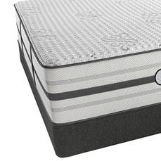 Simmons Beautyrest Platinum Hybrid Warrior Ultra Plush Queen Mattress Only OVML061827