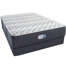 King Simmons Beautyrest Platinum Haven Pines Extra Firm 14.5 Inch Mattress