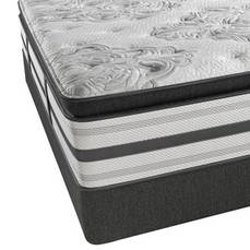 "Simmons Beautyrest Platinum Tripp Luxury Firm Pillow Top King Mattress Only SDMB081852  - Scratch and Dent Model ""As-Is"""
