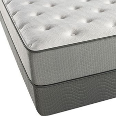 Simmons Beautyrest Recharge 12 Inch Innerspring Plush King Mattress Only SDMB041945- Scratch and Dent Model ''As-Is''