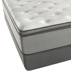 Full Simmons Beautyrest Recharge 13 Inch Innerspring Plush Pillow Top Mattress