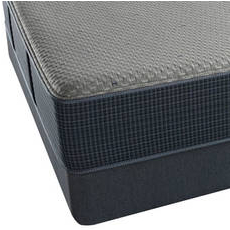 King Simmons Beautyrest Silver Hybrid Sondra III Luxury Firm Mattress