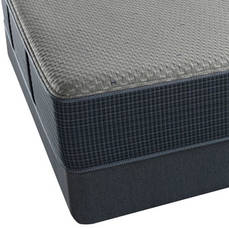 Queen Simmons Beautyrest Silver Hybrid Sondra III Luxury Firm Mattress