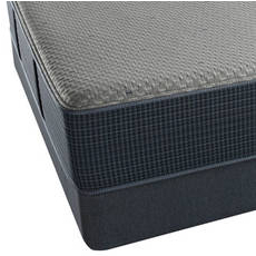 Full Simmons Beautyrest Silver Hybrid Sybel III Plush Mattress
