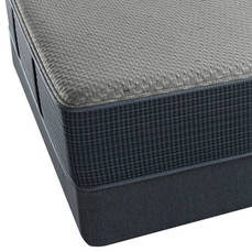 Full Simmons Beautyrest Silver Hybrid Sybel III Plush Mattress SDMB021917- Scratch and Dent Model ''As-Is''