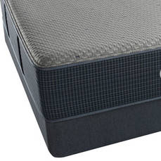 Simmons Beautyrest Silver Hybrid Tracy III Firm Cal King Mattress SDMB071956 - Scratch and Dent Model ''As-Is''