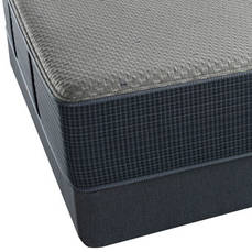 Queen Simmons Beautyrest Silver Hybrid Vivian III Luxury Firm Mattress