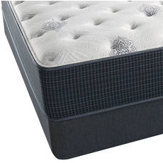 Full Simmons Beautyrest Silver Kenosha Place III Plush Mattress