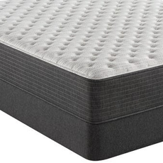 Simmons Beautyrest Silver Level 1 BRS900 Extra Firm 11.75 Inch Queen Mattress Only SDMB012005 - Scratch and Dent Model ''As-Is''