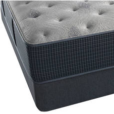 King Simmons Beautyrest Silver Lydia Manor III Luxury Firm Mattress Only SDMB121726