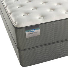 King Simmons BeautySleep Solar Fest III Plush Mattress