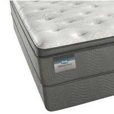 Queen Simmons BeautySleep Star Fall III Luxury Firm Pillow Top Mattress