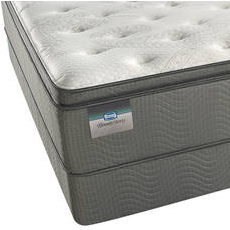 King Simmons BeautySleep Star Fall III Plush Pillow Top Mattress