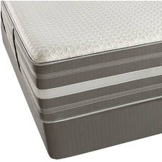 King Simmons Beautyrest Silver Hybrid Sondra Luxury Firm Mattress Only SDMB011815