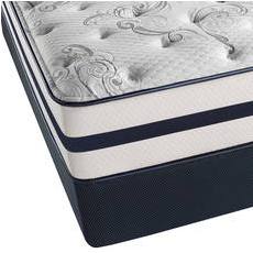 King Simmons Beautyrest Recharge Adda II Plush Mattress