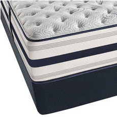 Simmons Beautyrest Recharge Lydia Manor II Extra Firm Queen Mattress Set SDMB091725