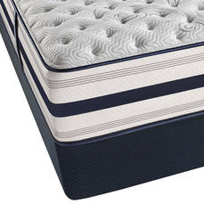 Cal King Simmons Beautyrest Recharge Lydia Manor II Extra Firm Mattress Only SDMB011848
