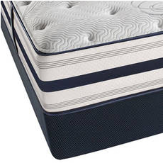 Full XL Simmons Beautyrest Recharge Lydia Manor II Luxury Firm Mattress