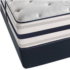 King Simmons Beautyrest Recharge Lydia Manor II Plush Mattress