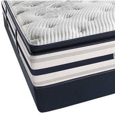 Full Simmons Beautyrest Recharge Monument Valley II Luxury Firm Pillow Top Mattress