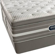 Simmons Beautyrest Recharge World Class Tillingham II Plush Pillow Top Twin XL Mattress Only SDMB021861