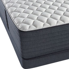 Simmons Beautyrest Platinum Phillipsburg III Extra Firm 13.5 Inch Queen Mattress Only SDMB012014 - Scratch and Dent Model ''As-Is''
