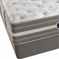 Queen Simmons Beautyrest Recharge World Class Phillipsburg II Luxury Firm Mattress Only SDMB011804