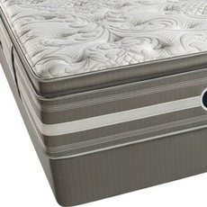 Simmons Beautyrest Recharge World Class Phillipsburg II Luxury Firm Pillow Top King Mattress Set OVMB101722