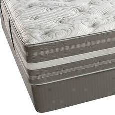 Full Simmons Beautyrest Recharge World Class Phillipsburg II Plush Mattress