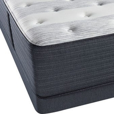 Simmons Beautyrest Platinum Haven Pines Luxury Firm 14.8 Inch Queen Mattress Only SDMB012017 - Scratch and Dent Model ''As-Is''
