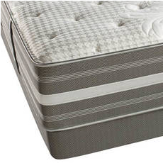 King Simmons Beautyrest Recharge World Class Tillingham II Luxury Firm Mattress