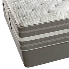Queen Simmons Beautyrest Recharge World Class Tillingham II Plush Mattress