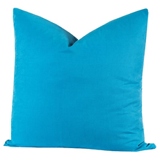 SIS Covers Crayola 26 x 26 Pillow in Cerulean