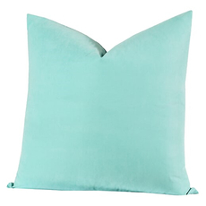 SIS Covers Crayola 26 x 26 Pillow in Robin's Egg Blue